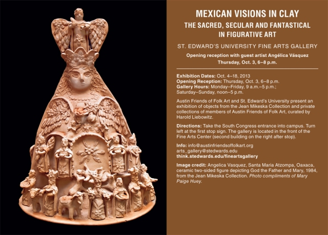 MexicanVisionsinClay